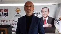 Cumhurbaşkanı Recep Tayyip Erdoğan'dan Konya'ya teşekkür