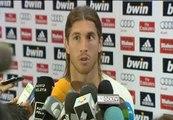 """Sergio Ramos: """"Mourinho tiene la confianza plena de esta plantilla"""""""