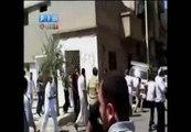 Las fuerzas de seguridad sirias abren fuego en un barrio residencial