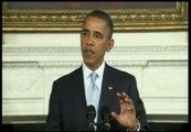 """Obama: """"Esto es EEUU, e independientemente de las agencias, será siempre un país AAA"""""""
