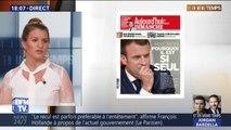 """""""Je ne dirais pas que le Président est isolé"""": Marlène Schiappa réagit aux rumeurs sur la solitude d'Emmanuel Macron"""