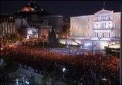 Diez mil personas protestan en Grecia por el plan de ajustes