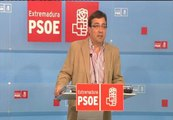 """Fernández Vara: """"Yo estaré donde la asamblea de Extremadura decida"""""""