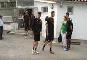 Osasuna prepara el vital partido frente al Villarreal
