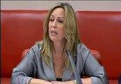 Trinidad Jiménez defiende la intervención en Libia