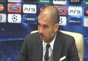 """Guardiola: """"Ahora sólo nos queda disfrutar"""""""