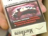 Polémica con las nuevas imágenes del tabaco