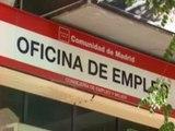 Número de desempleados roza los 4,3 millones
