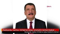 Malatya'da, 'Cumhur İttifakı'nın Adayı Selahattin Gürkan Başkan Oldu