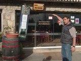 Cuelga la máquina de tabaco en señal de protesta