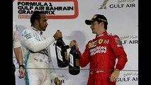 Formule 1 : Lewis Hamilton, vainqueur du GP de Bahreïn