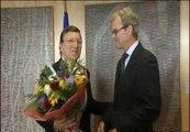 La Unión Europea, galardonada con el Premio Nobel de la Paz