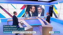 """Pour Danielle Sportiello, Emmanuel Macron et Nicolas Sarkozy """"ont besoin l'un de l'autre"""""""