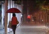 Alerta amarilla por lluvia y viento en el litoral mediterráneo
