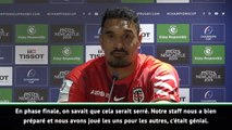 """Quarts - Kaino : """"C'était l'un de mes rêves de disputer la Coupe d'Europe"""""""