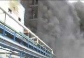 Una persona muere y tres resultan heridas en la explosión de una fábrica