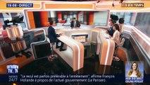 """Jordan Bardella : """"Aujourd'hui, on est face à  un pouvoir qui est dans l'incapacité de répondre aux problématiques qui étaient les mêmes sous François Hollande"""""""