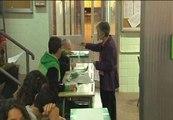 La participación en las elecciones andaluzas cae 10 puntos