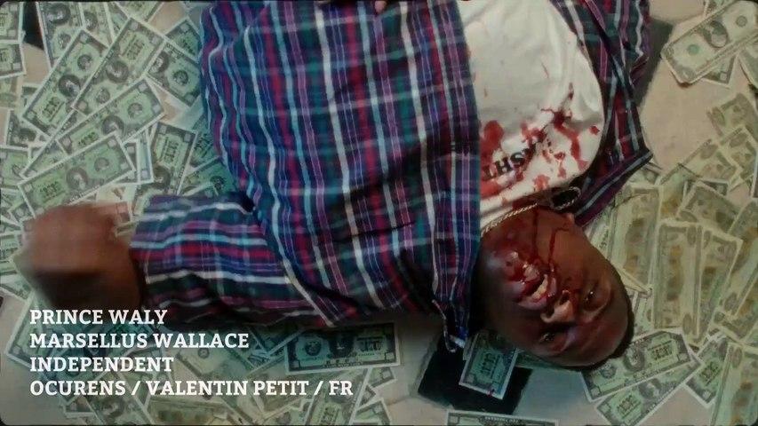 PRINCE WALY - MARSELLUS WALLACE