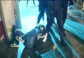 Brutales cargas policiales en los alrededores del Instituto Lluís Vives de Valencia