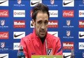"""""""Simeone quiere un Atlético que llegue al corazón de los aficionados"""""""