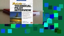 Full E-book  Ace the Technical Pilot Interview  Best Sellers Rank : #4