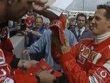 Michael Schumacher sufre un accidente de esquí