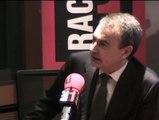 Zapatero le daría el Balón de Oro a Leo Messi