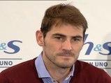 Iker Casillas vota a Cristiano para el Balón de Oro
