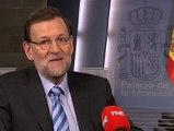 Rajoy votaría a Cristiano Ronaldo para el Balón de Oro