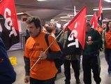 Los trabajadores de RENFE y ADIF vuelven a la huelga