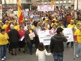 """Afectados por los casos de bebés robados en España exigen """"investigación y justicia"""""""