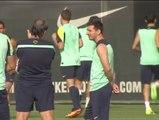 """Tata se reafirma en sus rotaciones: """"A Leo no le gusta salir ¿A quién le gusta?"""""""