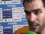"""Calderón: """"Hemos tenido el último tiro para ganar, pero al final no ha podido ser"""""""