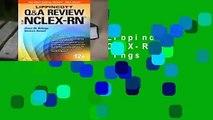 Best product  Lippincott Q Review for NCLEX-RN - Diane M. Billings