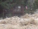 Colorado sufre sus peores inundaciones en 35 años