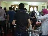 Al menos un centenar de muertos en los enfrentamientos en Egipto