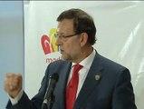 """Rajoy: """" Es evidente que en cualquier faceta de la vida algunas veces se gana y algunas veces se pierde"""""""