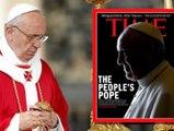 El Papa Francisco, protagonista de la portada de la revista 'Time'