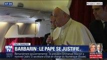 """Cardinal Barbarin: le pape François insiste sur """"la présomption d'innocence tant que le cas est ouvert"""""""