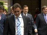 Rajoy llega al decisivo Consejo Europeo de Bruselas