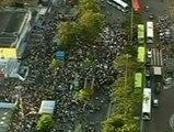 Varias ciudades brasileñas suspenden las subidas del precio del transporte público