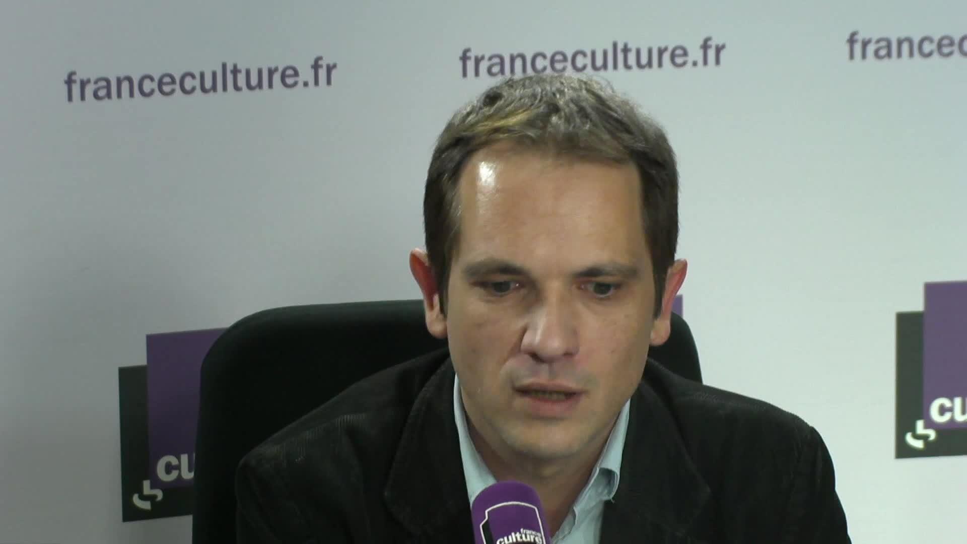 Michaël Foessel : En France il faut le noter, en 38, même si la presse d'extrême droite tire à