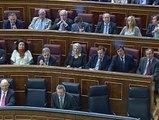 El debate del aborto en el hemiciclo y los pasillos del Congreso