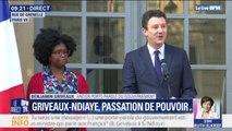 """Benjamin Griveaux à Sibeth Ndiaye: """"Tu seras une messagère qui se lève tôt et qui se couche tard"""""""