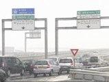 Al menos 500 vuelos cancelados en los aeropuertos de París por el temporal de nieve