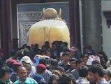 Nepal celebra la fiesta más importante para los hindús