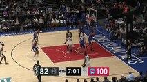 Chris Boucher NBA G League Highlights: March 2019