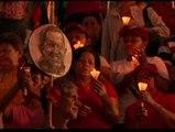 Los venezolanos rezan por la salud de Hugo Chávez