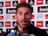 """Ramos: """"No sé si hay contacto"""""""